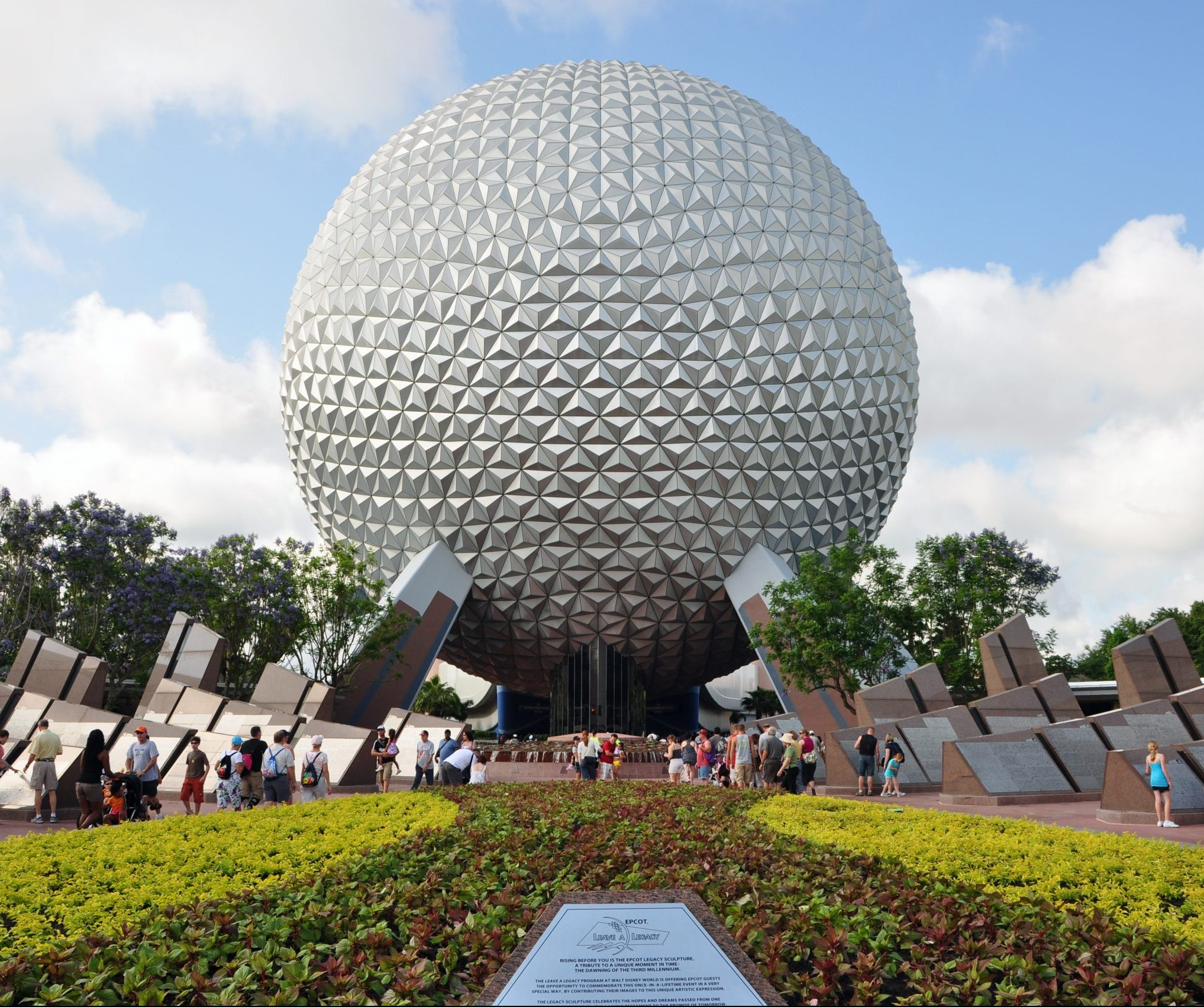 1 epcot spaceship earth 2010a scaled e1608130959114 20 Magical Facts You Might Not Have Known About Walt Disney