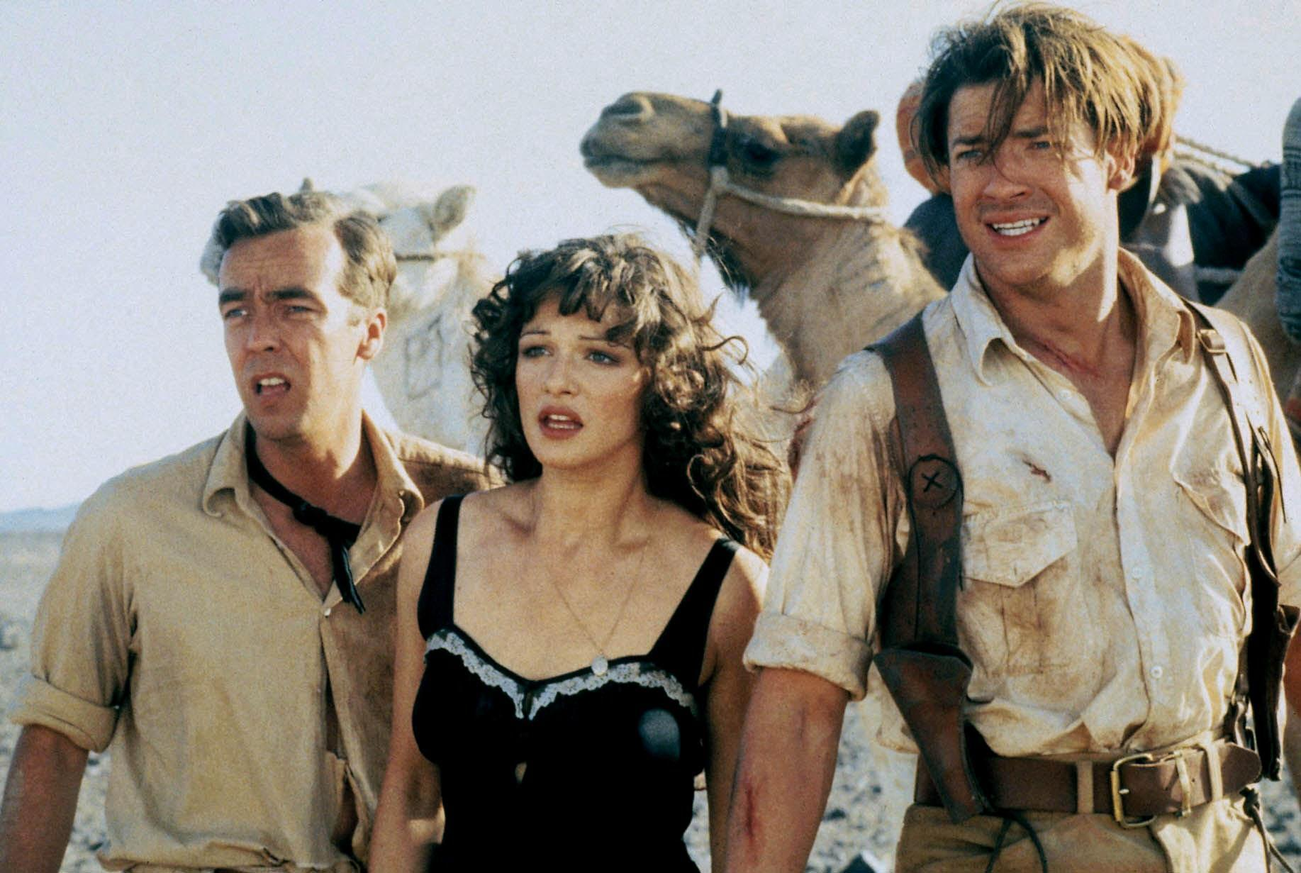 1a 40 Things You Might Not Have Known About Brendan Fraser
