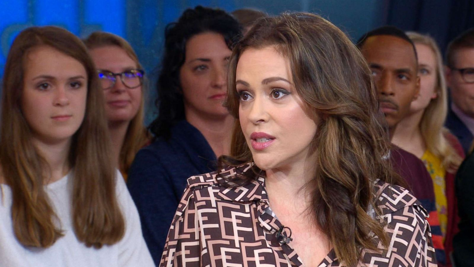 3a 3 20 Things You Probably Didn't Know About Alyssa Milano