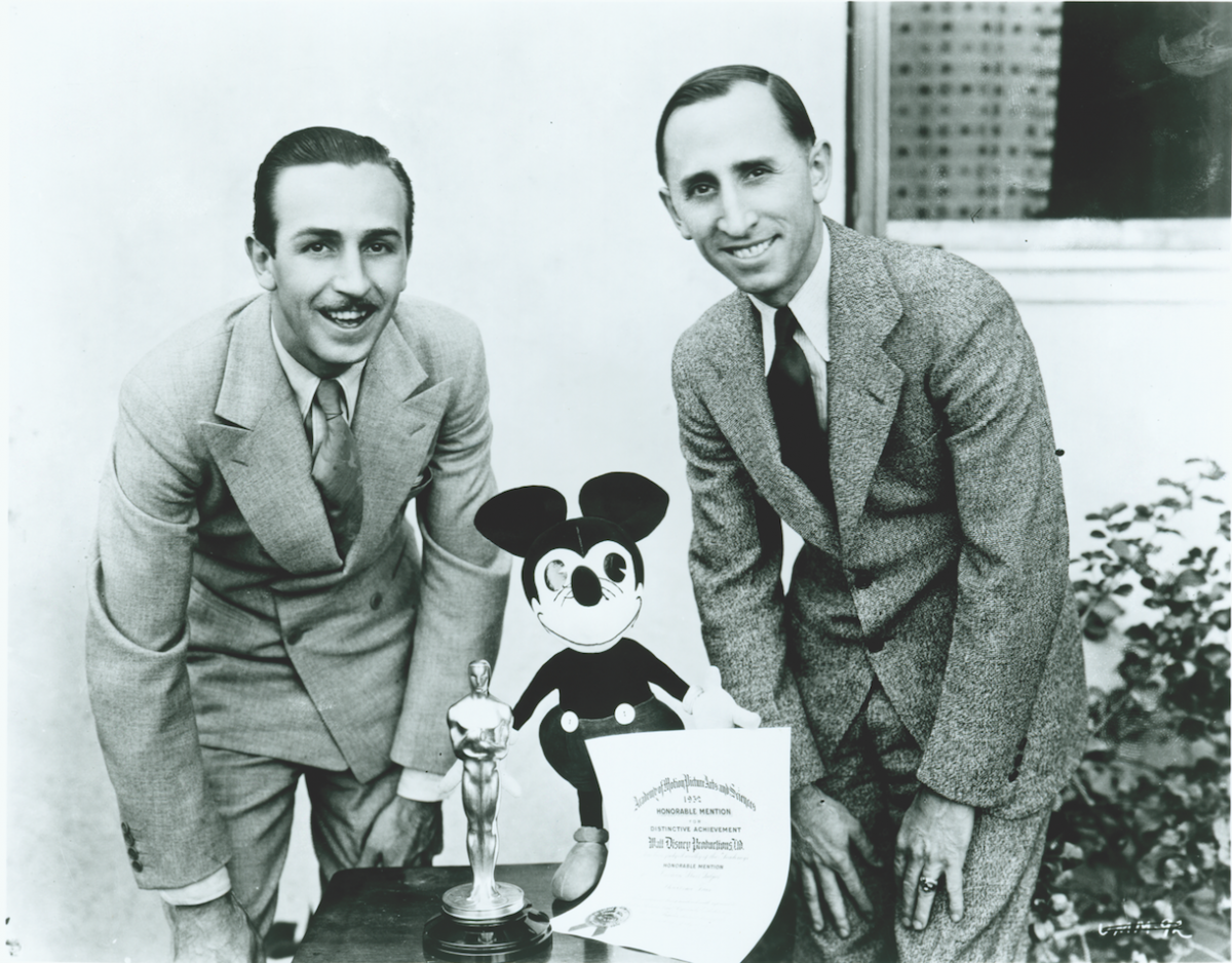 20 Magical Facts You Might Not Have Known About Walt Disney