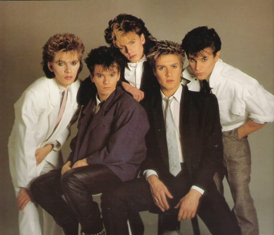 6 33 901x1024 1 e1607359964145 20 Things You Never Knew About Duran Duran