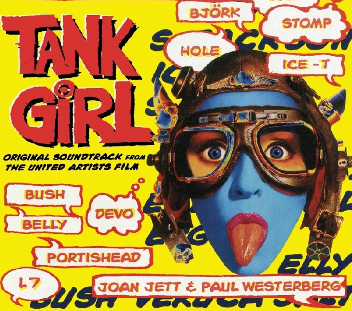 81Nt75hrrqL. SL1200 e1610114667481 20 Things You Never Knew About The Cult Classic Movie Tank Girl