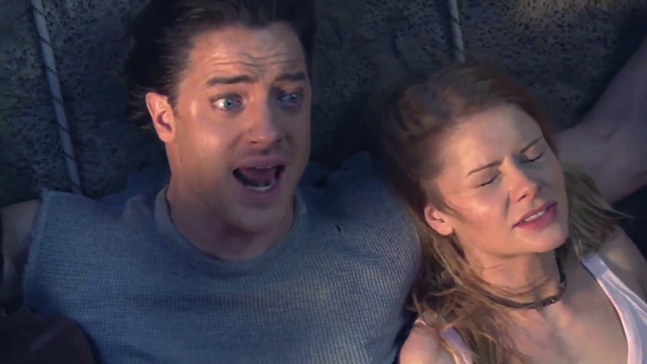 8b 40 Things You Might Not Have Known About Brendan Fraser