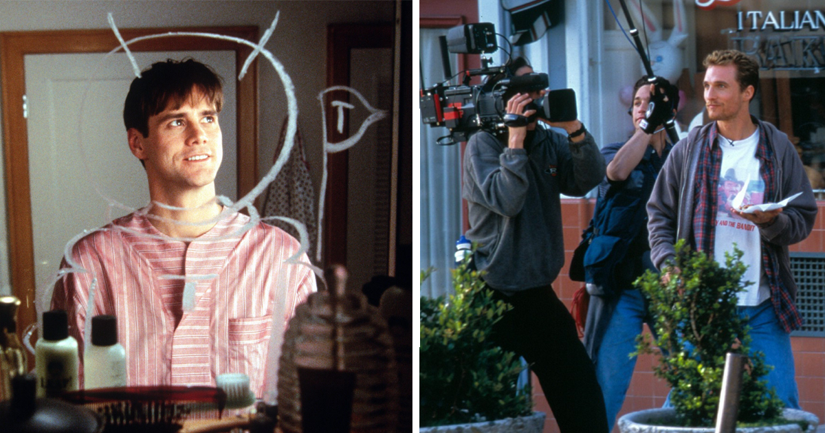 A 20 Famous Films That Had Almost Identical 'Twins'