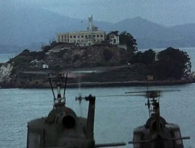 AlcatrazIsland TheRock e1607527874999 20 Thrilling Facts About 1996 Action Movie The Rock