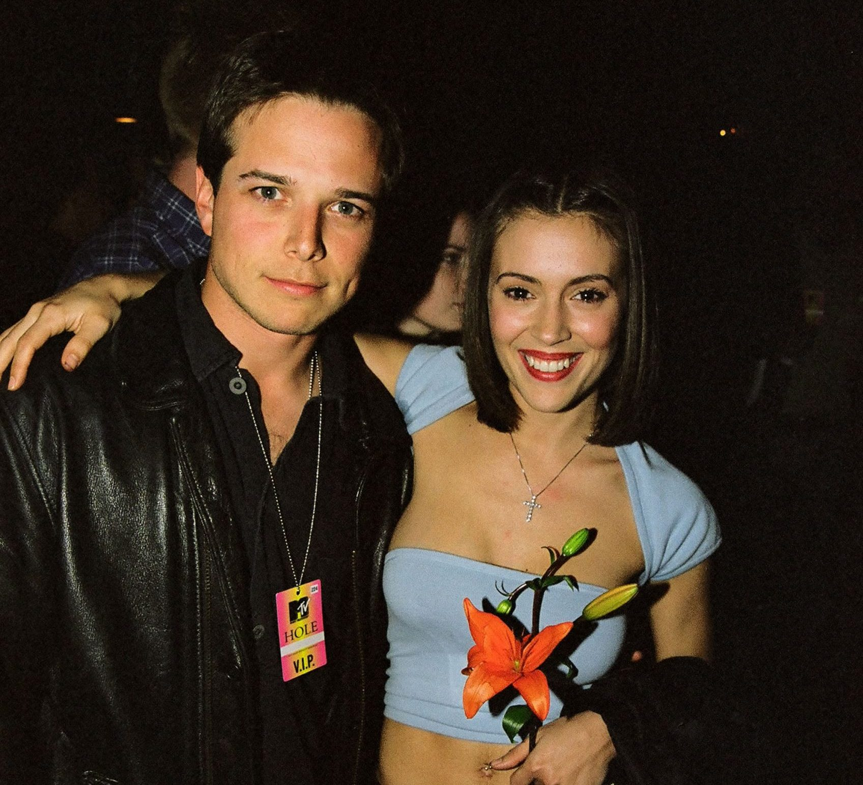 Alyssa Milano Scott Wolf scaled e1607428275183 10 Things You Never Knew About The Double Dragon Movie
