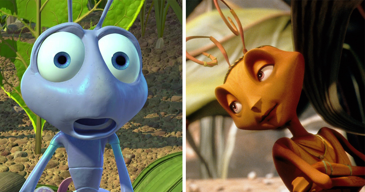 B 20 Famous Films That Had Almost Identical 'Twins'
