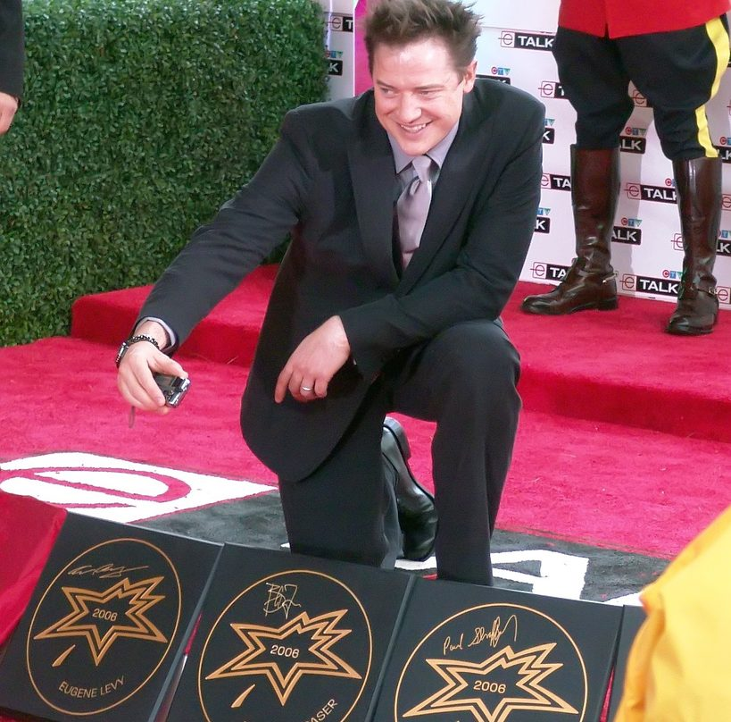 Brendan Fraser at Canadas Walk of Fame induction e1616686110534 40 Things You Might Not Have Known About Brendan Fraser