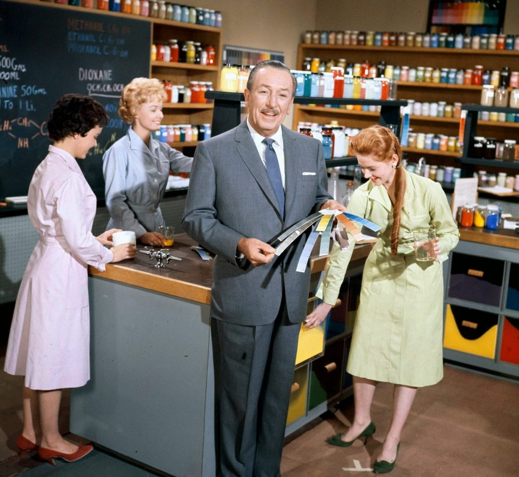 Disney Ink and Paint e1608131771274 20 Magical Facts You Might Not Have Known About Walt Disney