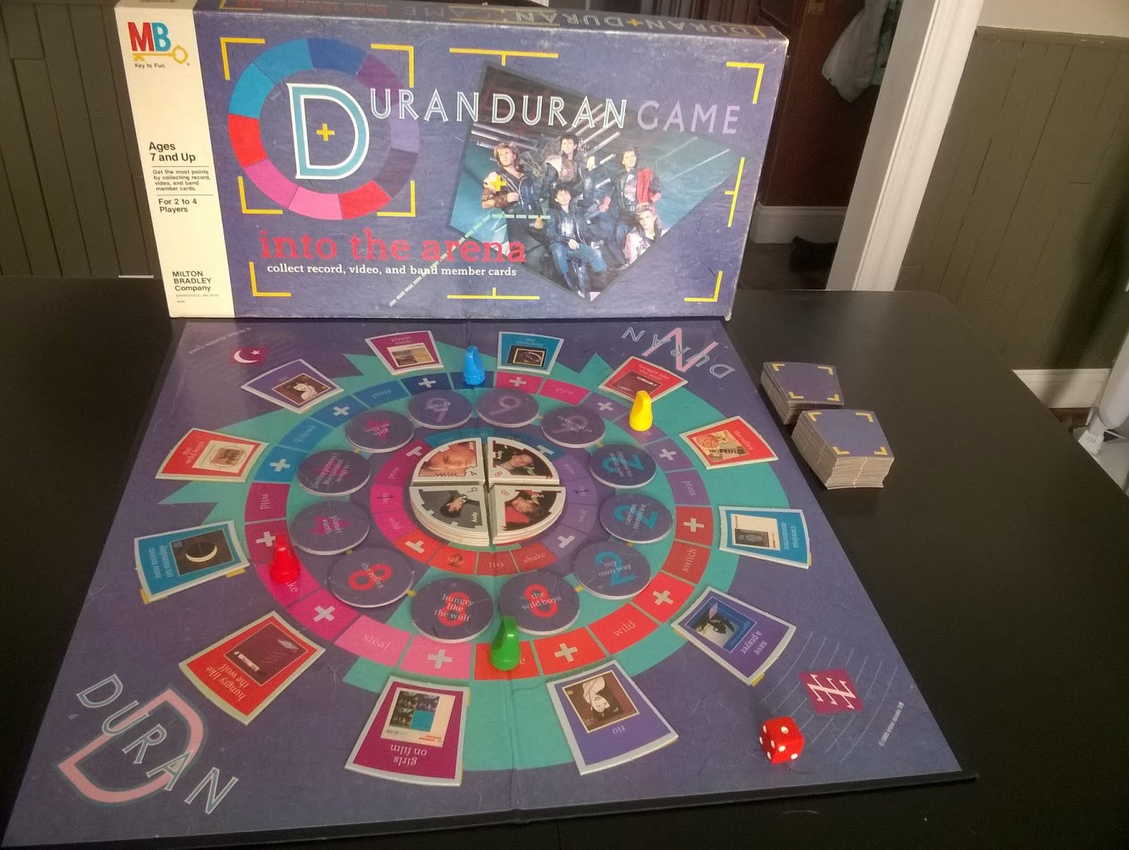 Duran Board Game 20 Things You Never Knew About Duran Duran