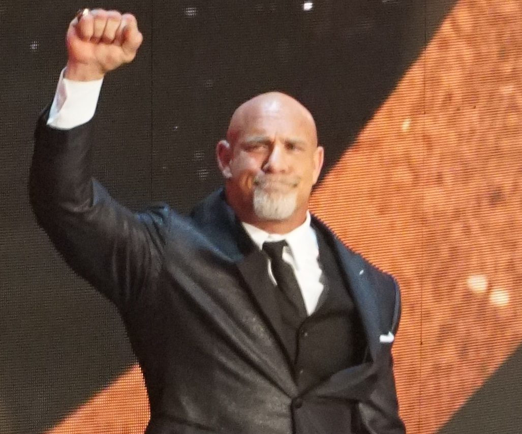 Goldberg WWE HOF 2018 crop e1616687241582 40 Things You Might Not Have Known About Brendan Fraser