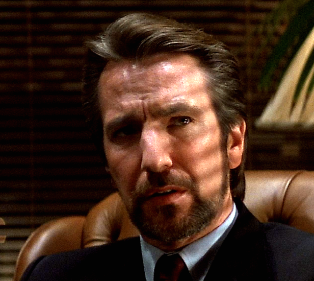 Hans Gruber e1615383860281 20 Things You Might Not Have Realised About The Late Alan Rickman