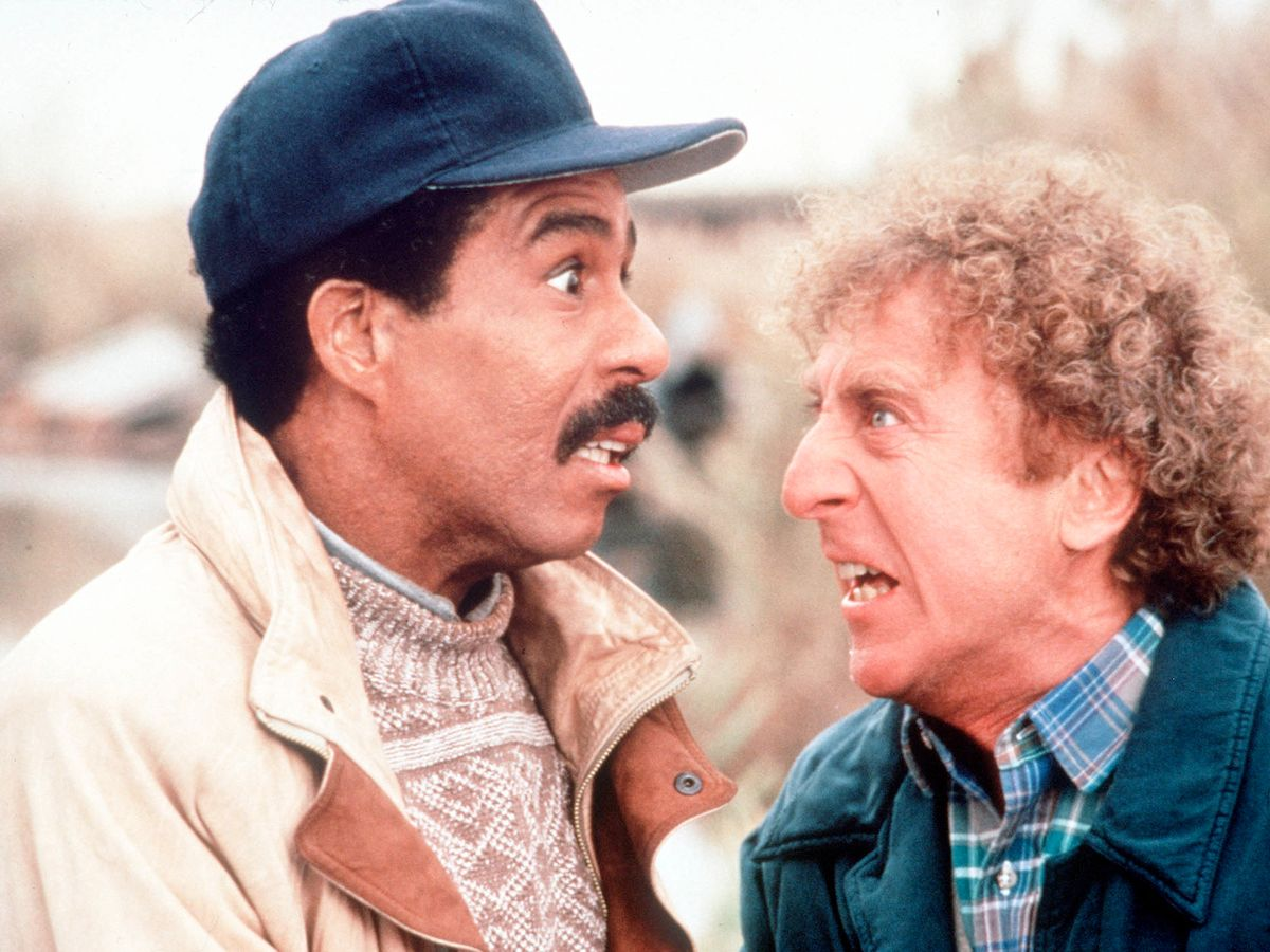 Richard Pryor and Gene Wilder in See No Evil Hear No Evil 20 Things You Might Not Have Known About Richard Pryor