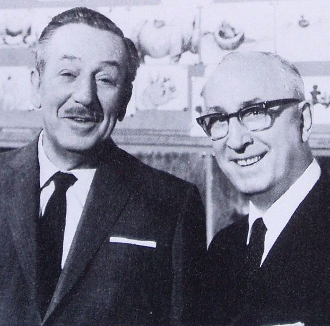 Walt and Roy db e1608215288900 20 Magical Facts You Might Not Have Known About Walt Disney
