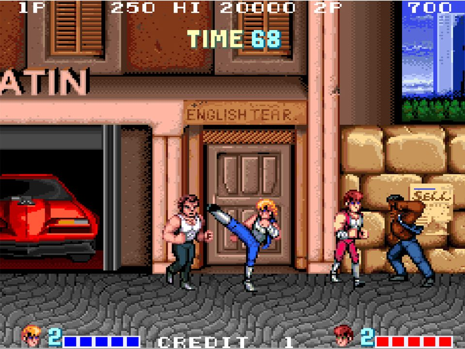 arcade archives double dragon switch screenshot01 e1607429834118 10 Things You Never Knew About The Double Dragon Movie