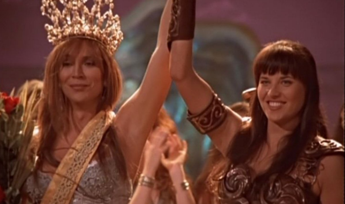 beauty 20 Things You Never Knew About Xena: Warrior Princess