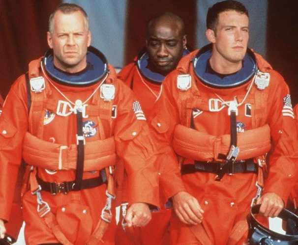 bruce willis armageddon gettyimages 51095228 e1607508982212 20 Thrilling Facts About 1996 Action Movie The Rock