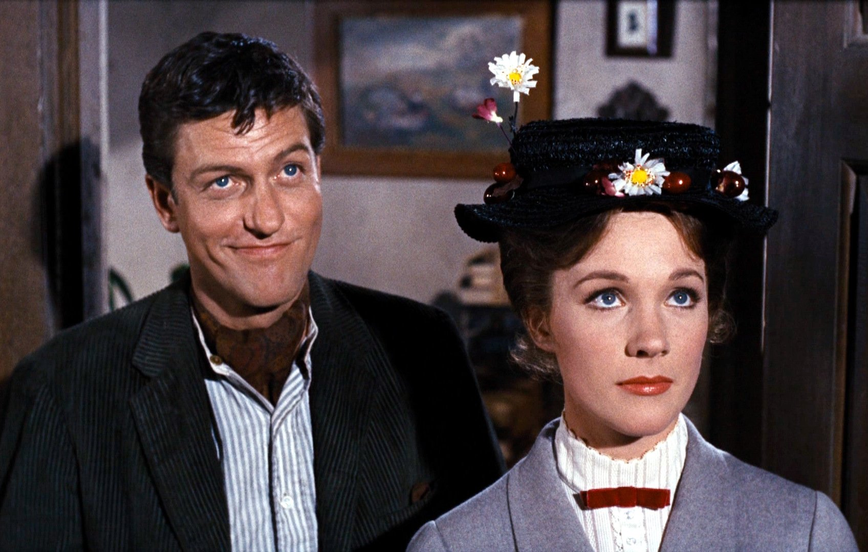 burt 1 20 Things You Never Knew About Dick Van Dyke