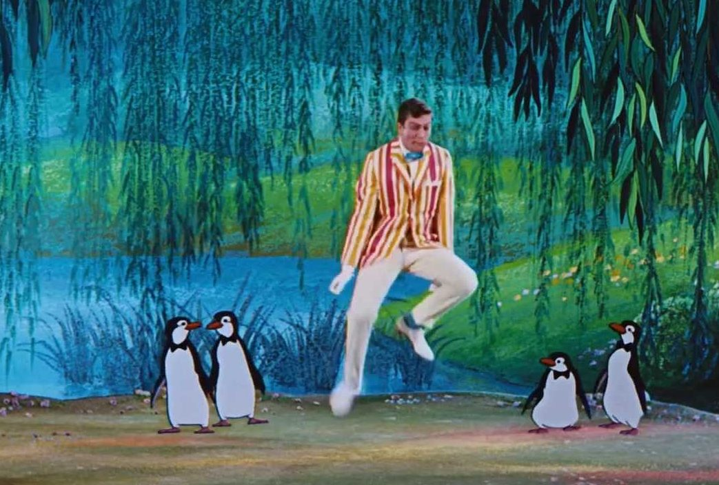 burt e1607435439281 20 Things You Never Knew About Dick Van Dyke