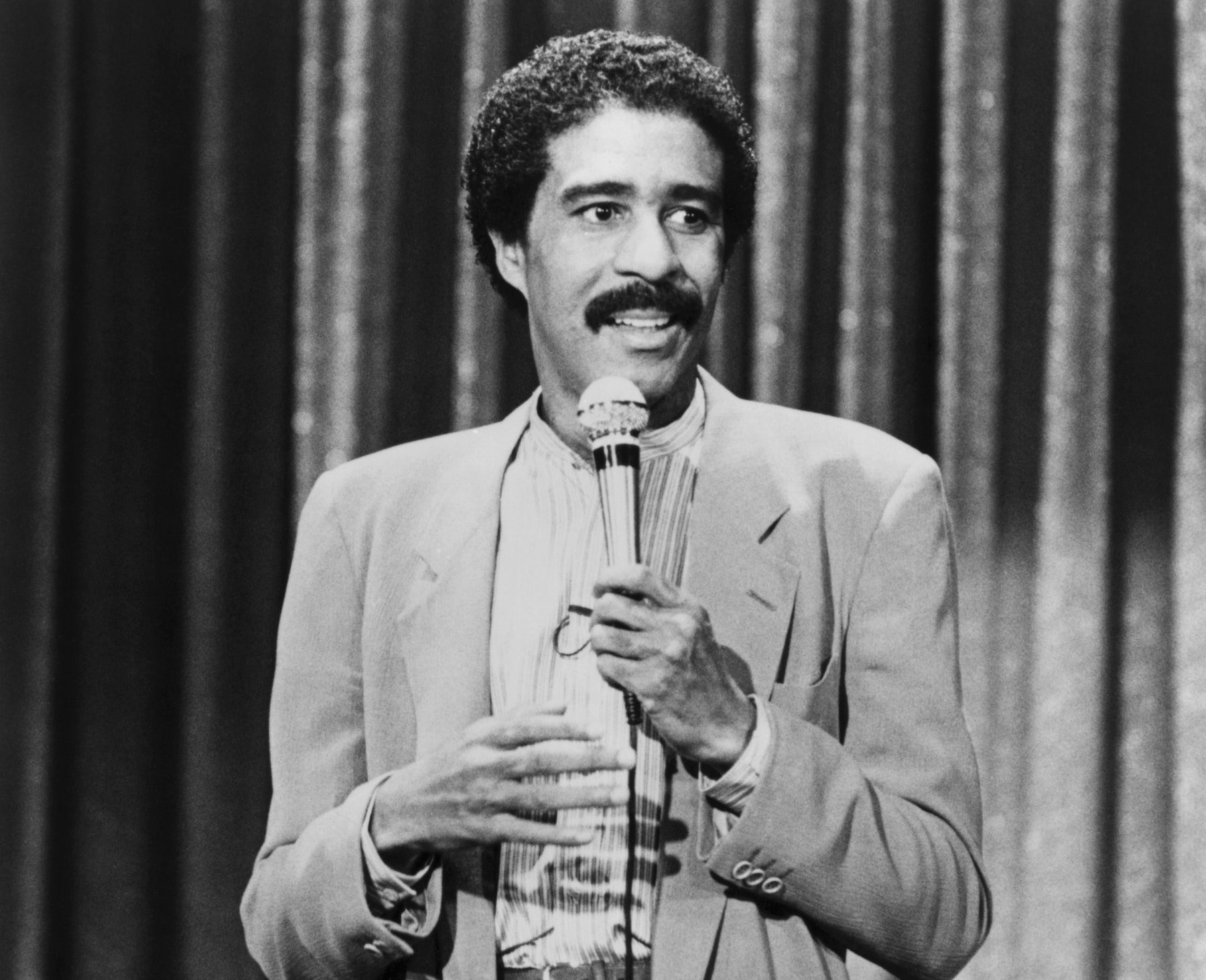 comedy pryor1 mediumSquareAt3X e1607597203840 20 Things You Might Not Have Known About Richard Pryor