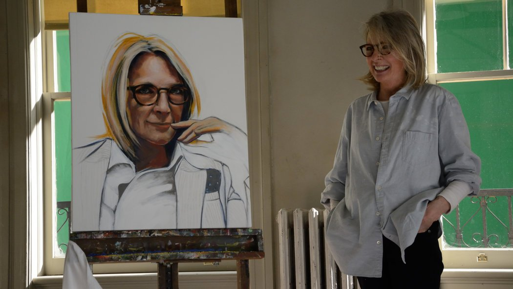 five flights up 20 Things You Never Knew About Diane Keaton