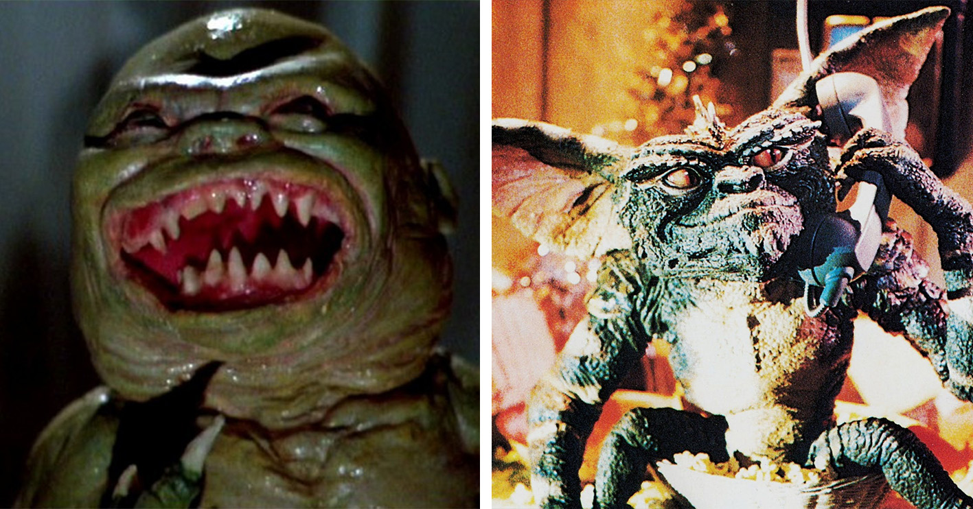ghoulies 20 Famous Films That Had Almost Identical 'Twins'