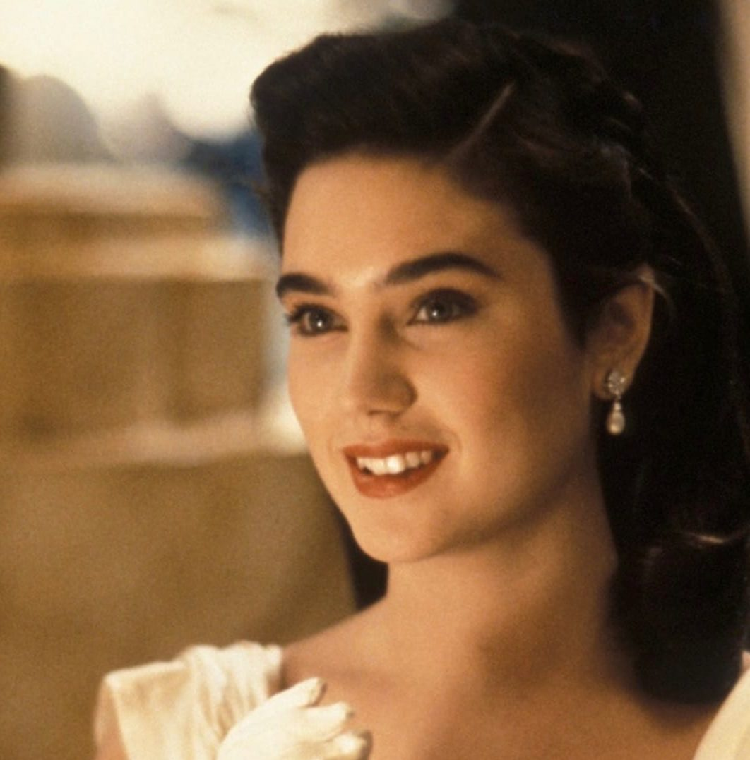 jennifer connelly rocketeer promojpg e1610024633226 20 Things You Probably Didn't Know About Jennifer Connelly