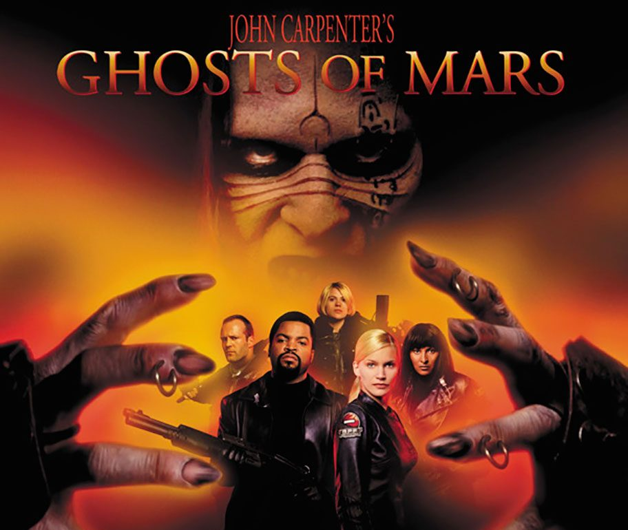 john carpenter music ghost of mars e1607424013720 20 Things You Didn't Know About Escape From LA