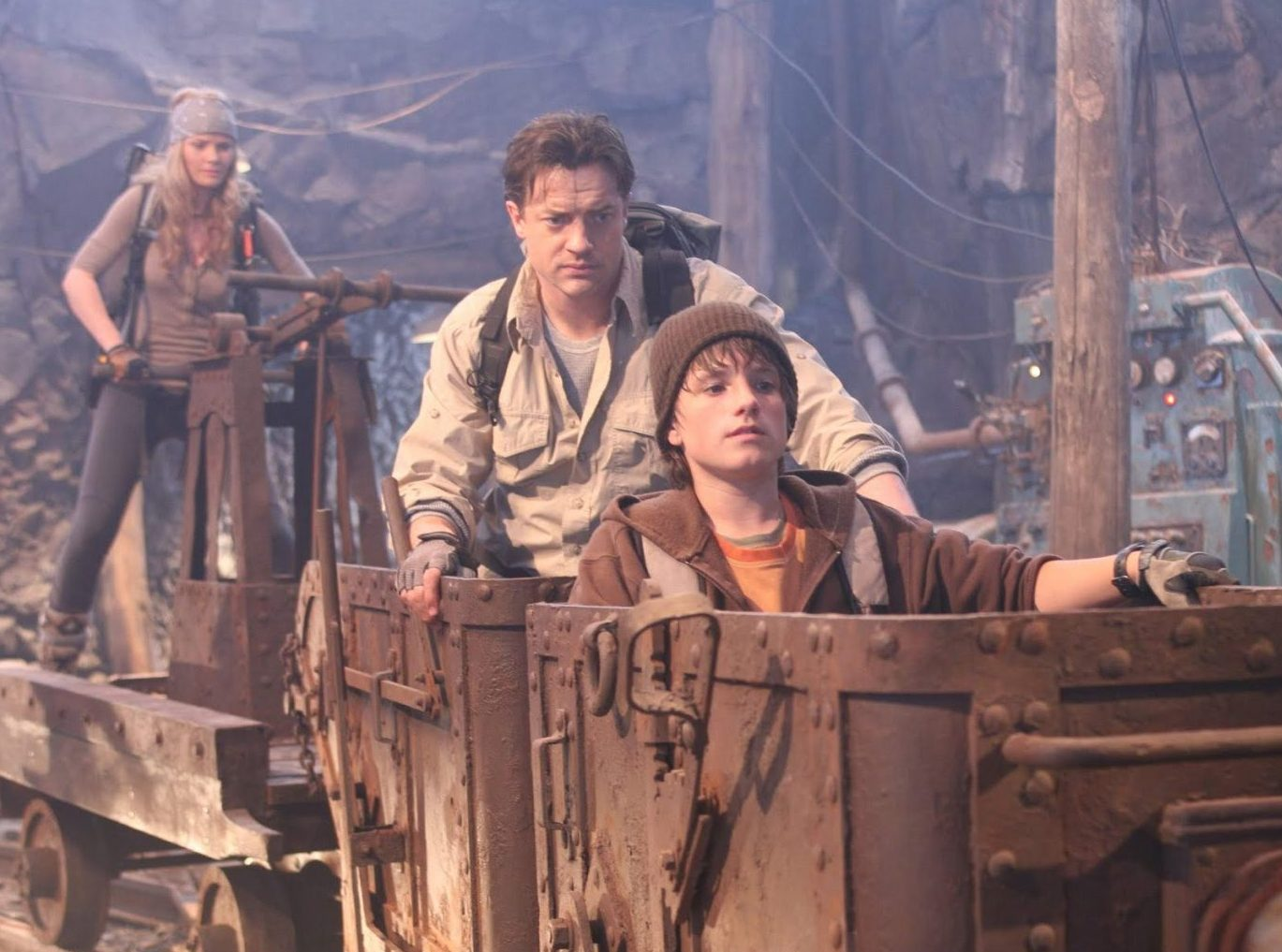 journey to the center of the earth still scaled e1607612898960 40 Things You Might Not Have Known About Brendan Fraser