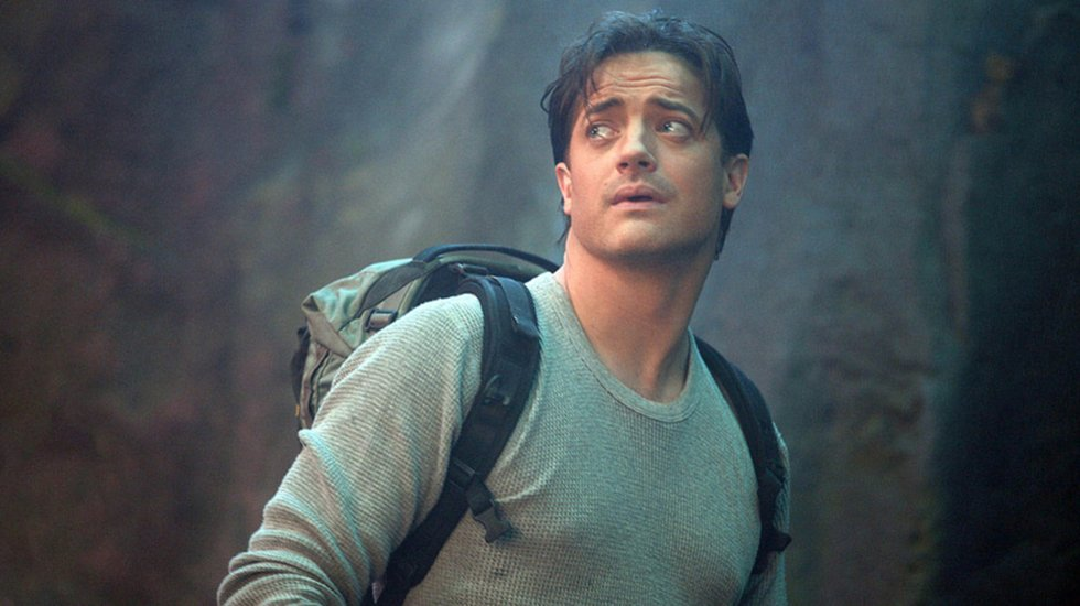 large brendanfraser journey 40 Things You Might Not Have Known About Brendan Fraser