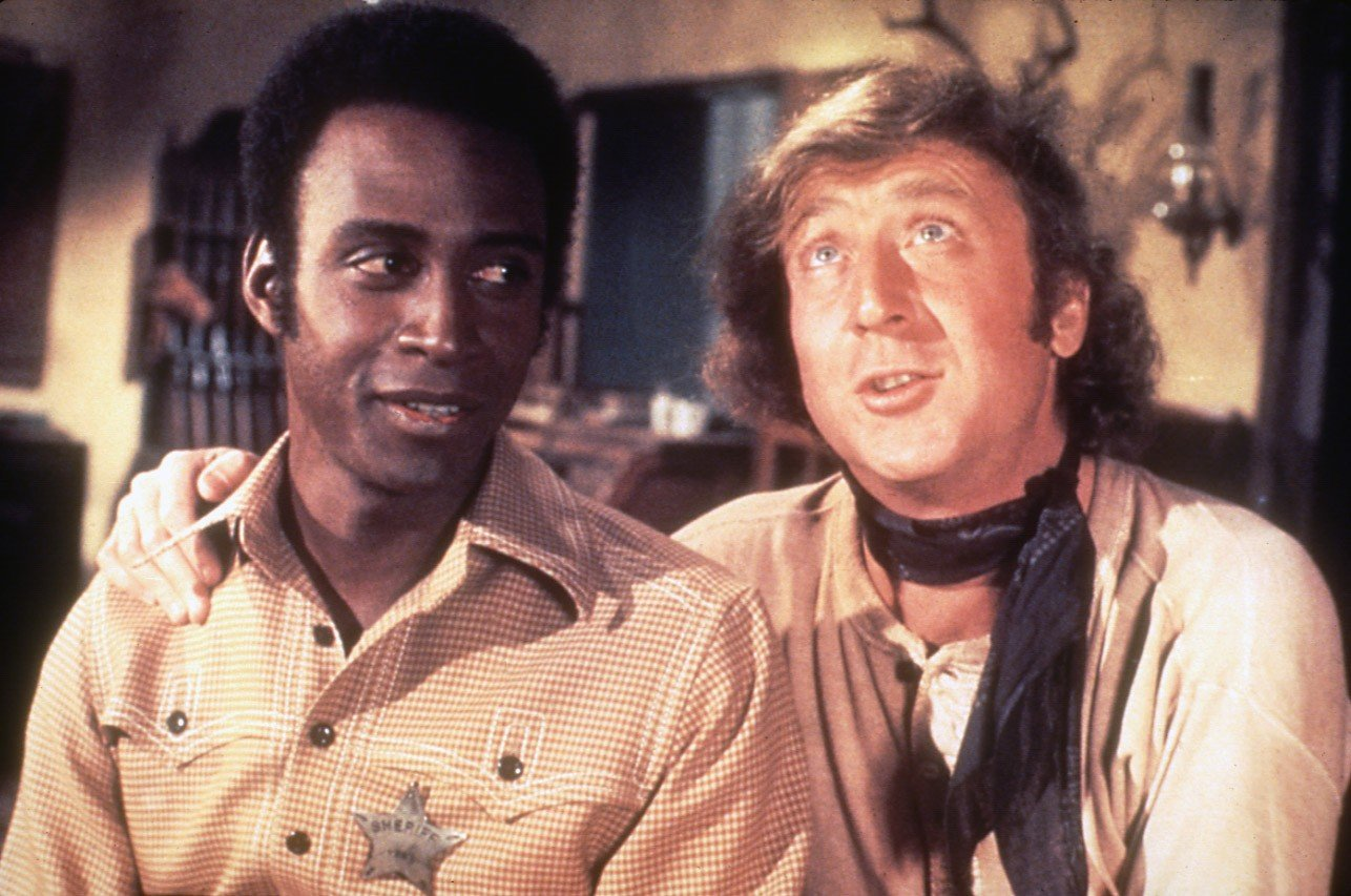 mel brooks on blazing saddles f6bf1524 65a5 41bc a77f 6bbb777b5977 20 Things You Might Not Have Known About Richard Pryor