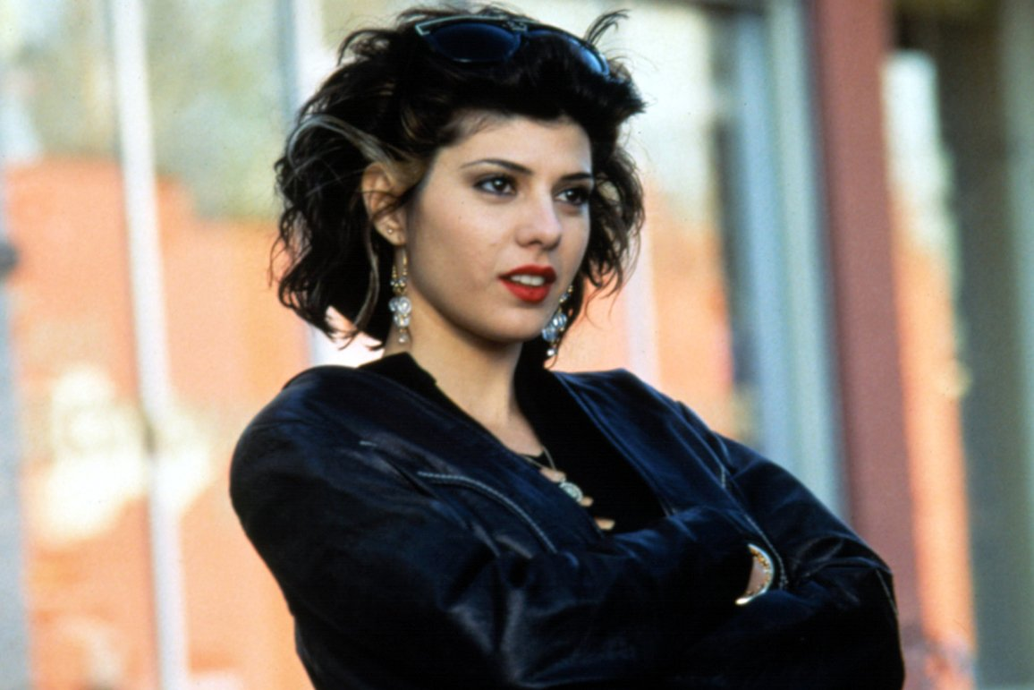 my cousin vinny tomei 20 Things You Never Knew About Marisa Tomei