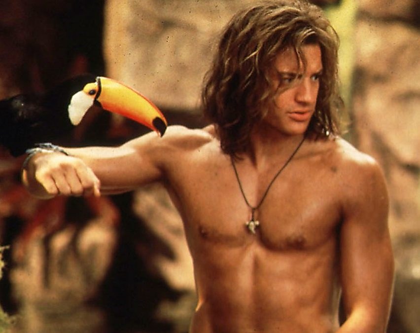 p01gz4w5 e1607611933513 40 Things You Might Not Have Known About Brendan Fraser