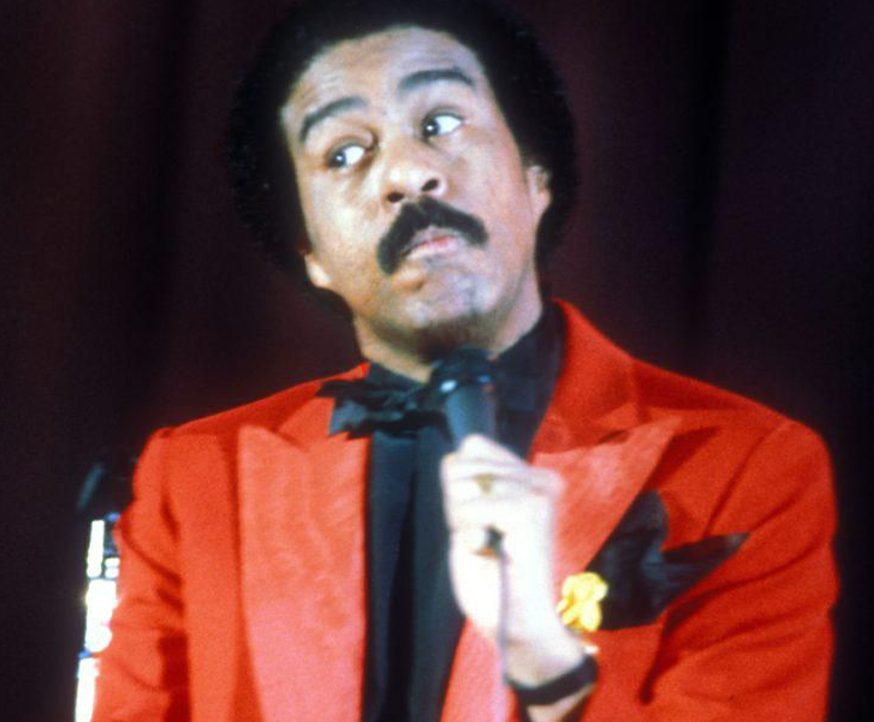 richardpryor e1618927566587 Funny Facts You Probably Never Knew About Coming To America