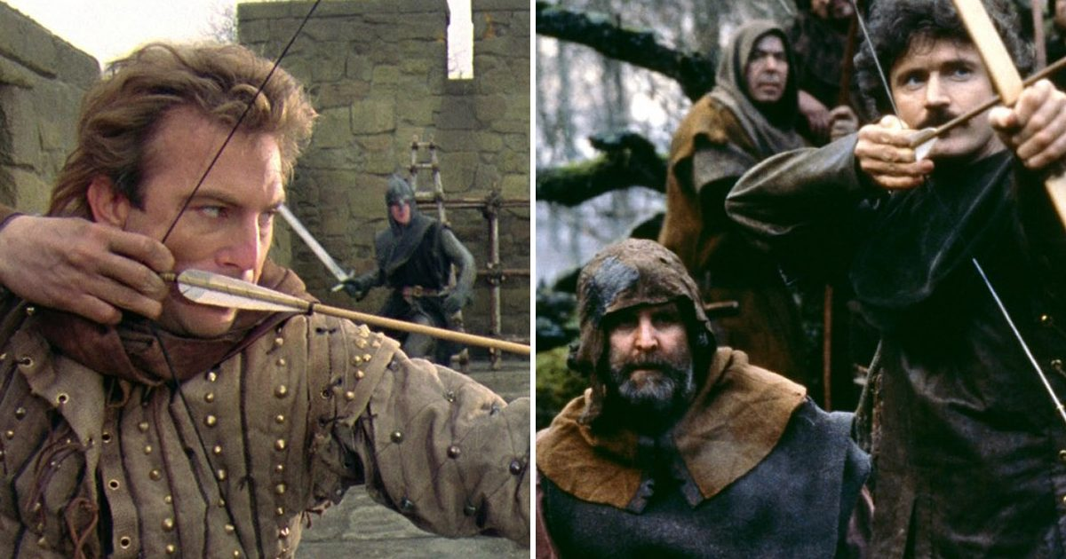 robinhood e1607950366666 20 Famous Films That Had Almost Identical 'Twins'