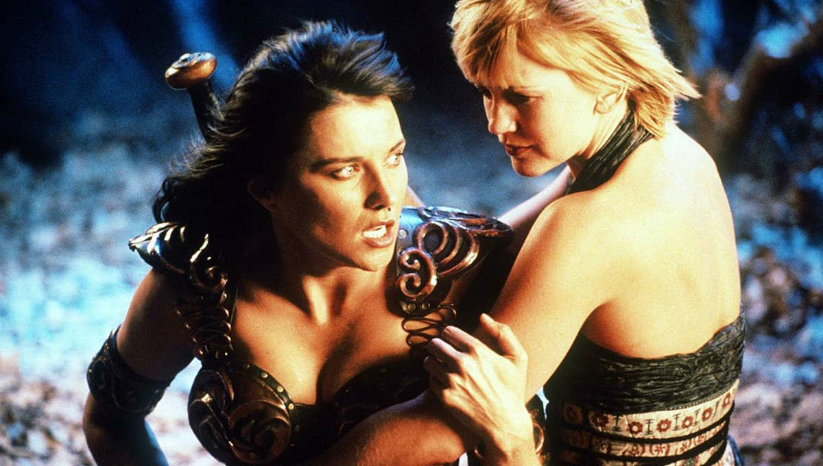 romance 20 Things You Never Knew About Xena: Warrior Princess
