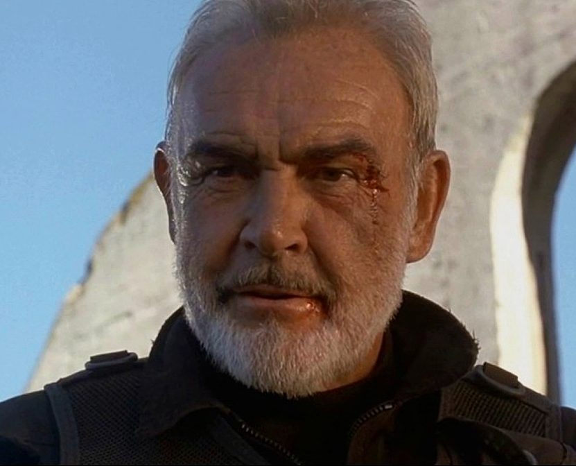sean connery the rock buerna vista pictures e1607512219182 20 Thrilling Facts About 1996 Action Movie The Rock