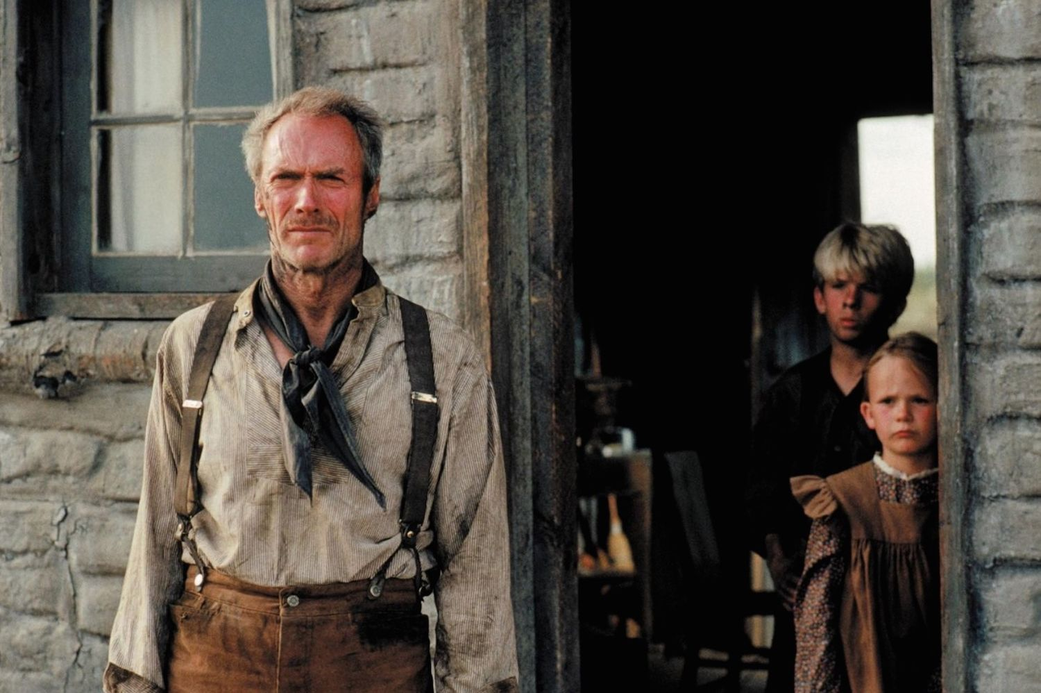 unforgiven hed 20 Things You Never Knew About Unforgiven