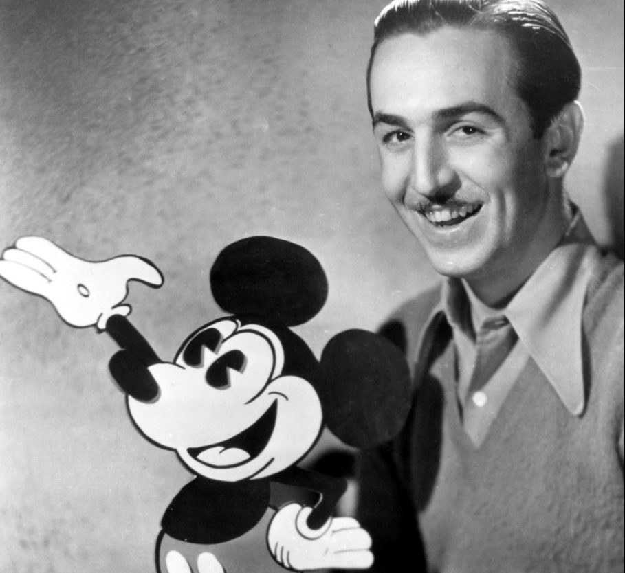 walt disney united artistis photofest croppedjpg e1608197560609 20 Magical Facts You Might Not Have Known About Walt Disney