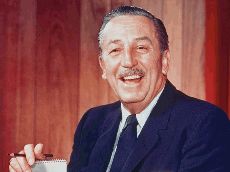 waltsplash 20 Magical Facts You Might Not Have Known About Walt Disney