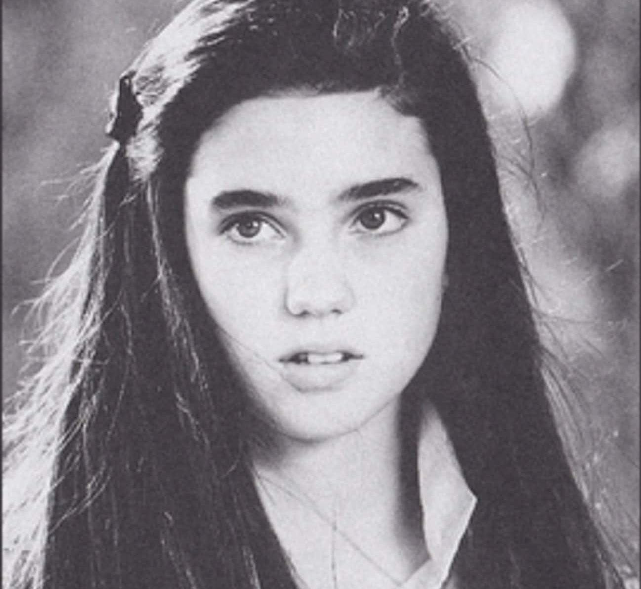young jennifer connelly as teenager photo u1 e1609943347438 20 Things You Probably Didn't Know About Jennifer Connelly