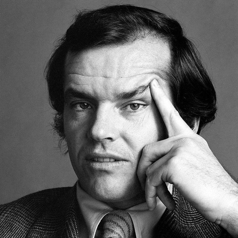 1 196 How Jack Nicholson Went From Class Clown To Bad Boy of Mulholland Drive
