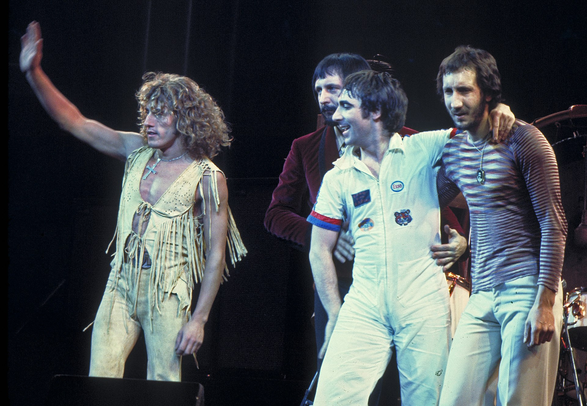 1920px Who 1975 20 Things You Never Knew About The Who