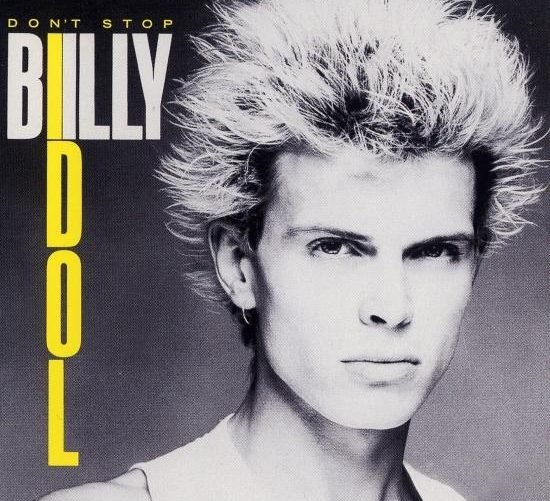 64zucz dontstopep preview m3 550x550 e1616674798651 20 Things You Probably Didn't Know About Billy Idol