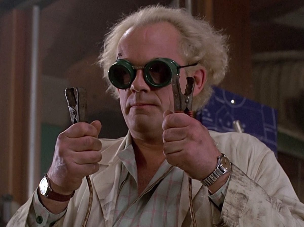 Back to the Future Doc Brown e1609754249364 20 Things You Never Knew About Dudley Moore