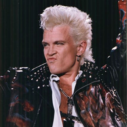 Billy idol cradle of love tour 1 e1616675065351 20 Things You Probably Didn't Know About Billy Idol