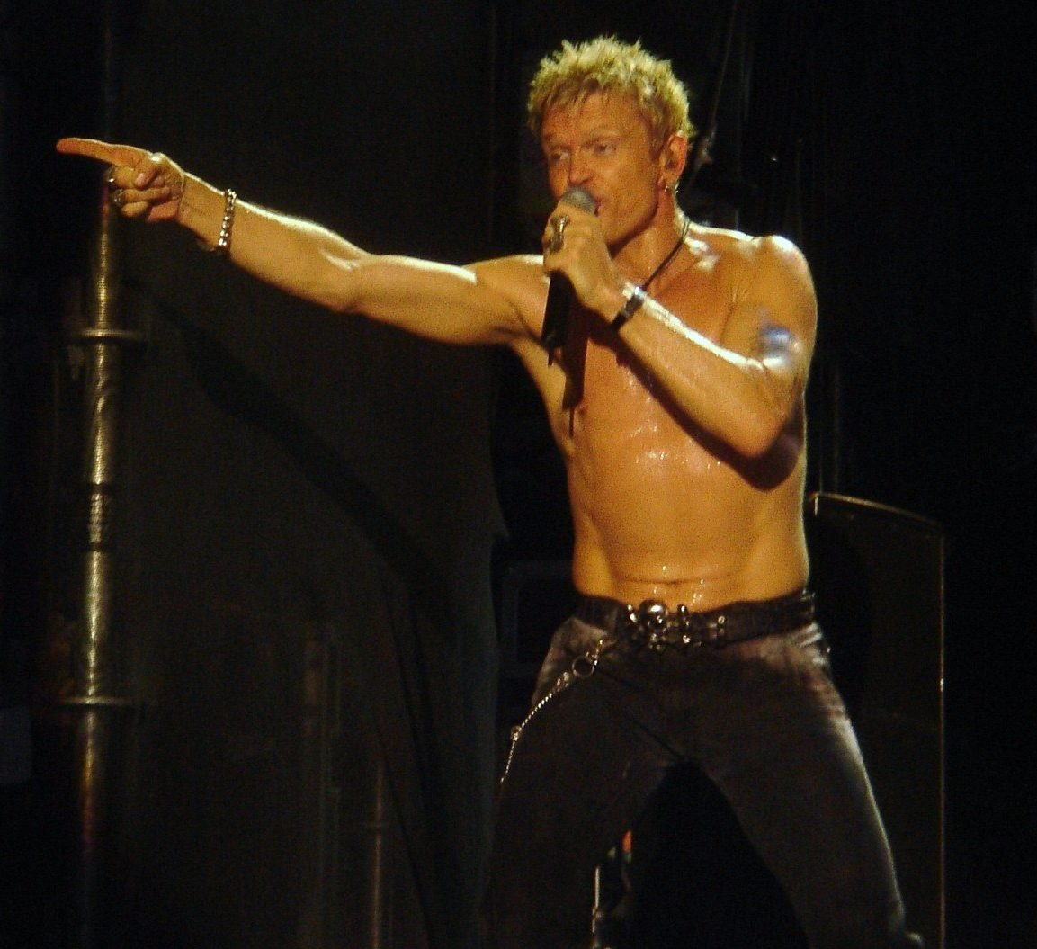 Billy IDOL 2006 e1616672559594 20 Things You Probably Didn't Know About Billy Idol