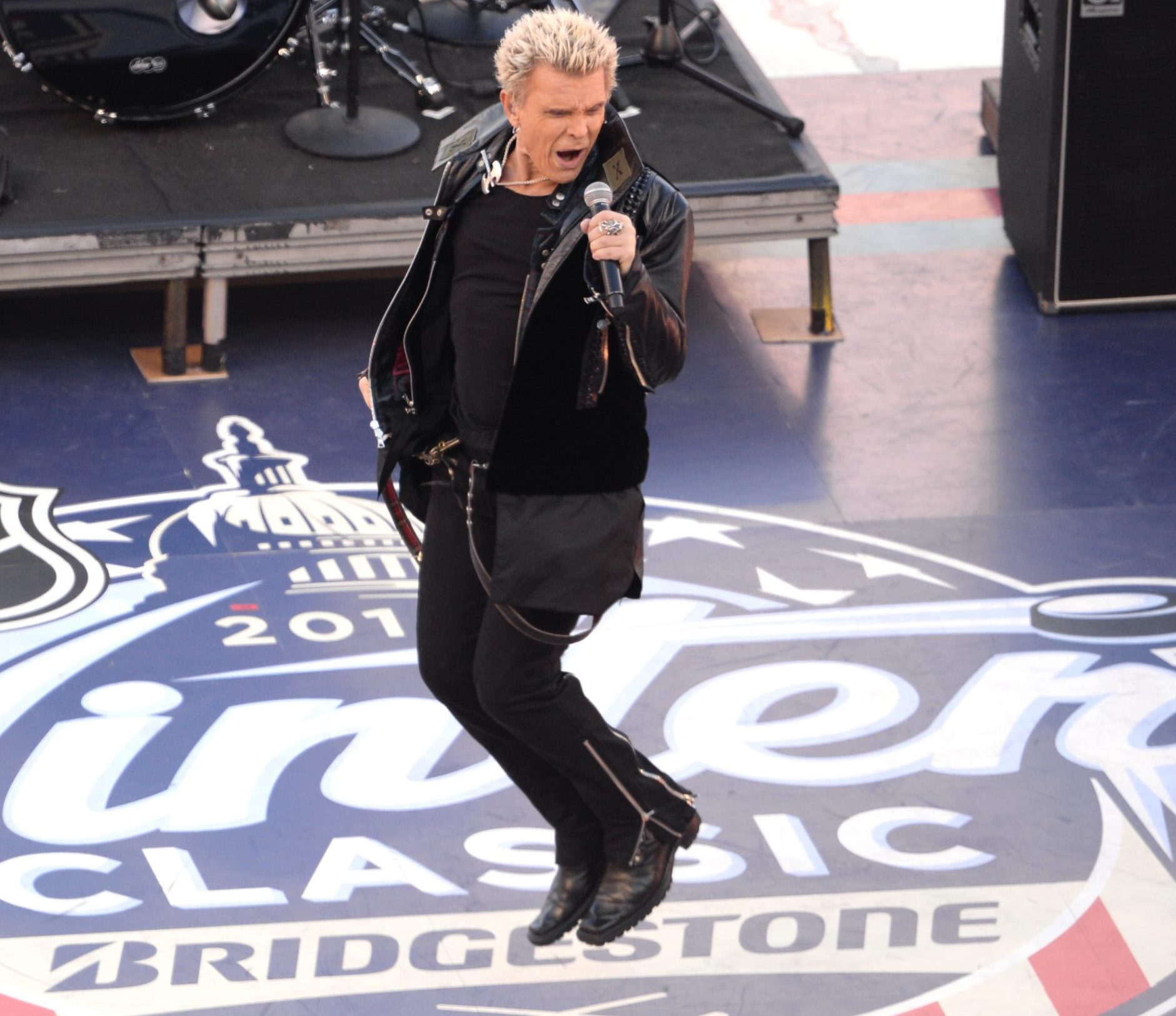 Billy Idol 2015 Winter Classic 16170009902 scaled e1616673541177 20 Things You Probably Didn't Know About Billy Idol