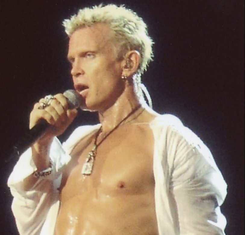 Billy Idol Brixton Academy London 11.11.2005 1 e1616673391773 20 Things You Probably Didn't Know About Billy Idol