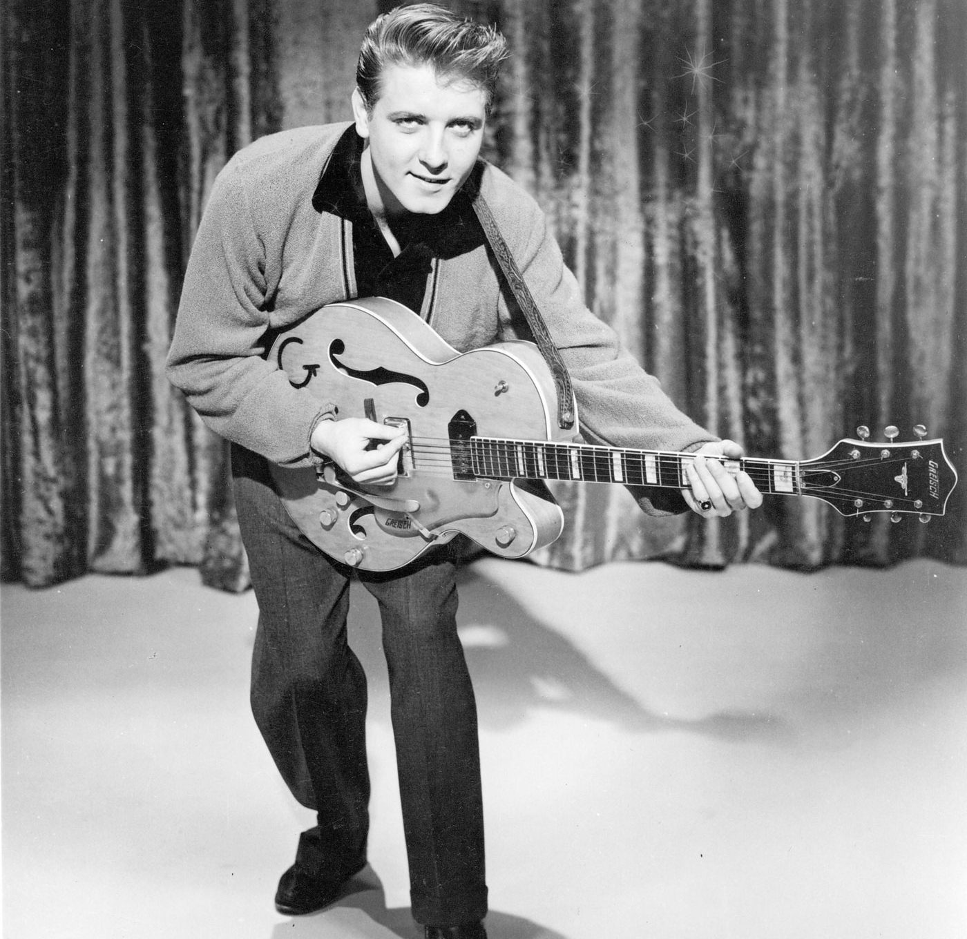 Eddie Cochran e1614857273448 20 Things You Never Knew About The Who
